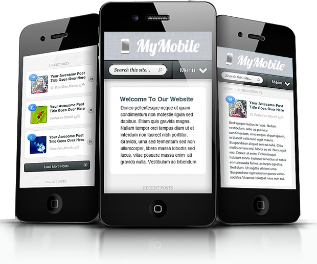 Make Any Wordpress Website Mobile Friendly